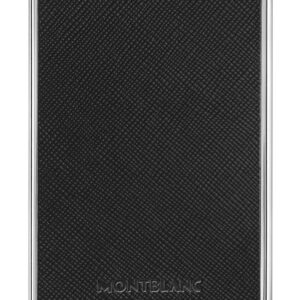 Montblanc Sartorial Hard Shell Business Card Holder / Black Jewels in Paradise Aruba 116390