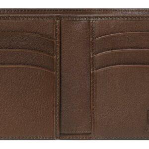 Meisterstück Sfumato Wallet 6cc / Brown - Brown Montblanc Jewels in Paradise Aruba 118346