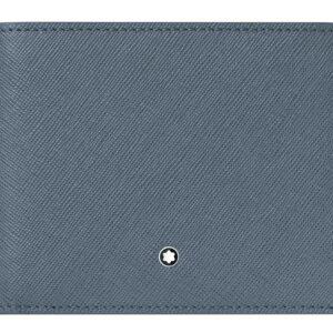 Montblanc Sartorial Wallet 6cc / Denim Blue - Black Jewels in Paradise Aruba 124184
