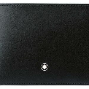 Meisterstück Wallet 6cc / Black - Black Montblanc Jewels in Paradise Aruba 14548