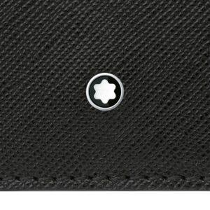 Montblanc Sartorial Wallet 6cc / Black - Black Jewels in Paradise Aruba 113215