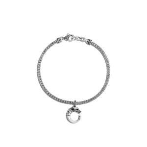 Legends Naga Charm Bracelet in Silver John Hardy Jewels in Paradise Aruba BB60177
