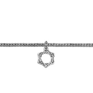 Classic Chain Star of David Charm Bracelet in Silver John Hardy Jewels in Paradise Aruba BB90575